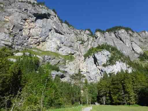 Klettersteig Speer : Klettersteige